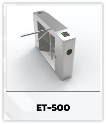 Tripot ประตูกั้นแบบ 3 ขา รุ่น ET500