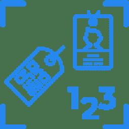 รองรับการทาบบัตร-กดรหัสผ่านและเชื่อมต่อกับเครื่องอ่านภายนอก