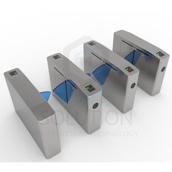 EFG400 : Flap Gate Barrier ประตูกั้นไฟฟ้าแบบปีกฝีเสื้อ
