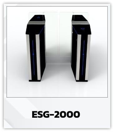 ESG-2000 : ประตูกั้นไฟฟ้าแบบบานเลื่อน - Slide Gate