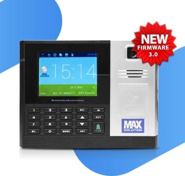 F6 เครื่องทาบบัตรแบบคลื่นความถี่ RFID Card Reader