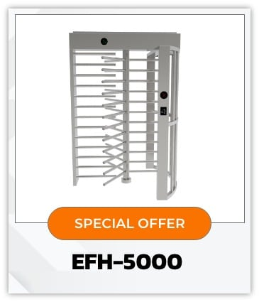 EFH-5000 : Full Height Single Lane
