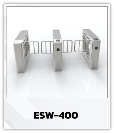 ESW-400 : Swing Gate Barrier