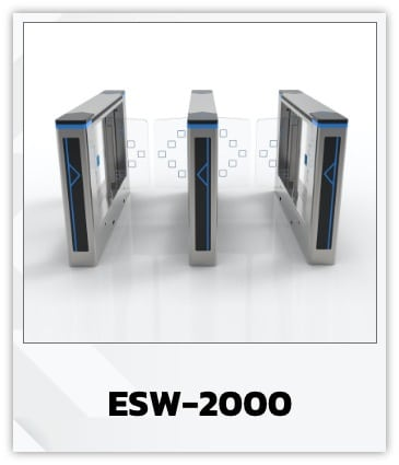 ESW-2000 : Swing Gate Barrier