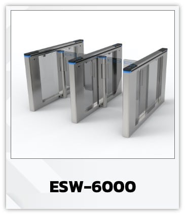 ESW-6000 : Swing Hi-Speed Gate Barrier
