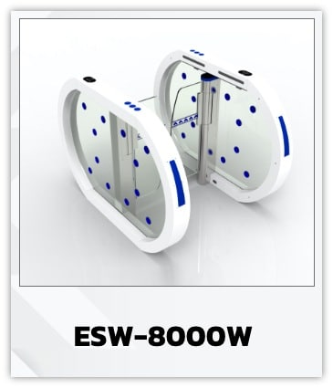 ESW-8000W : Swing Hi-Speed Gate Barrier