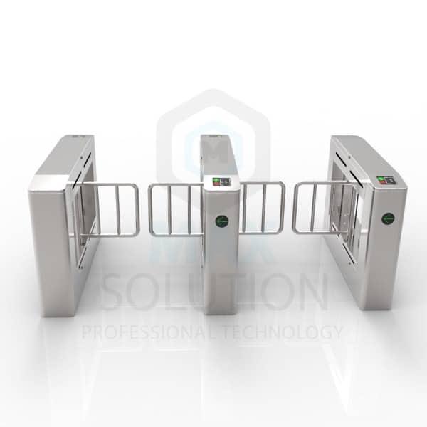 ESW-400 Swing Gate แบบ 2 เลน