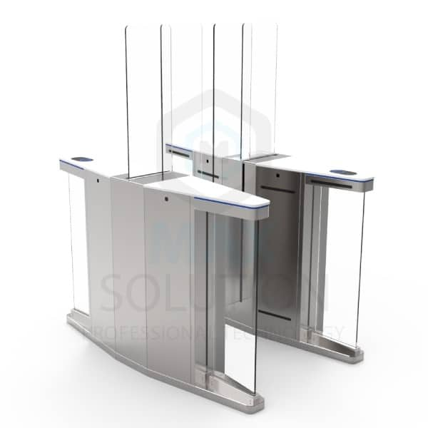 ประตูกั้นไฟฟ้าแบบบานสไลด์ ESG-4000 (SLIDE GATE)